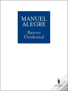 Capa Bairro Ocidental Manuel Alegre